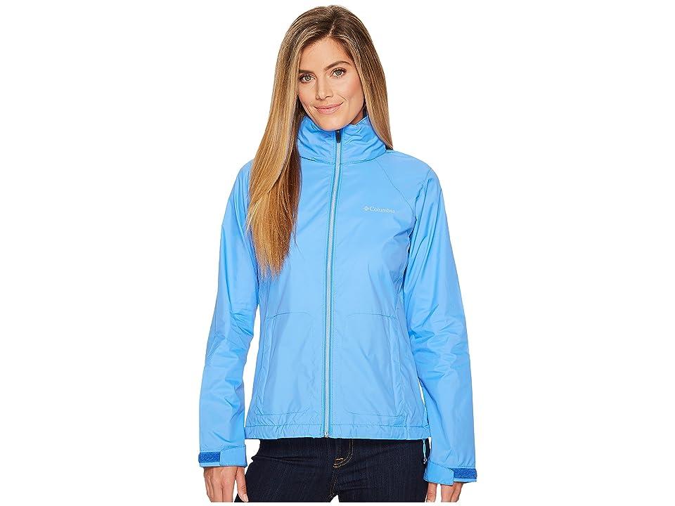 Columbia Switchback III Jacket (Harbor Blue) Women