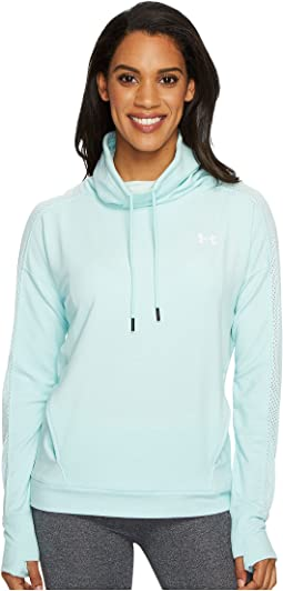 Under Armour Featherweight Fleece Funnel Neck Sweatshirt