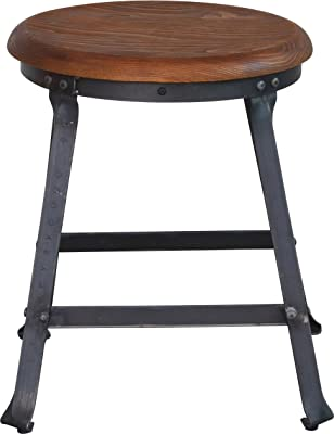 ACME Furniture GRANDVIEW LOW STOOL スツール ブラウン journal standard
