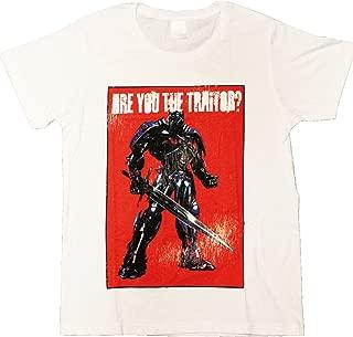 トランスフォーマー最後の騎士王【国内公式監修】Tシャツ ダーク・オプティマスプライム