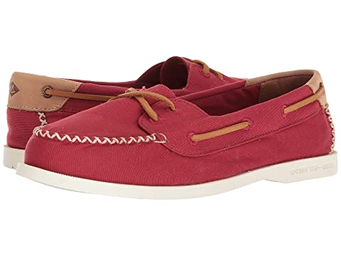 Toile Navynavy Sperry Venise Nouvelle A arrivee O Whiteredyellow YfqwwIvPnZ