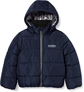NAME IT Nmmmilton Puffer Jacket Camp Chaqueta para Niños