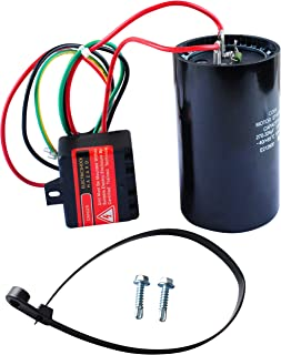 5-2-1 CSR-U3 Compressor Saver AC Hard Start Capacitor Compatible for 4-5 Tons, Hvac Hard Start Kit