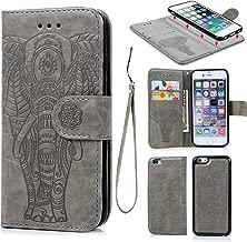 Best iphone 6 wallet case elephant Reviews