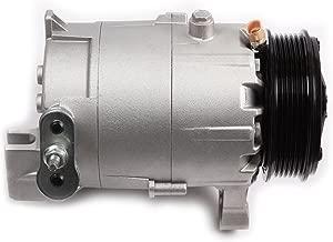 ECCPP A/C Compressor with Clutch CO 21471LC fit for 2006-2011 Chevrolet Impala Malibu Monte Carlo Pontiac G6
