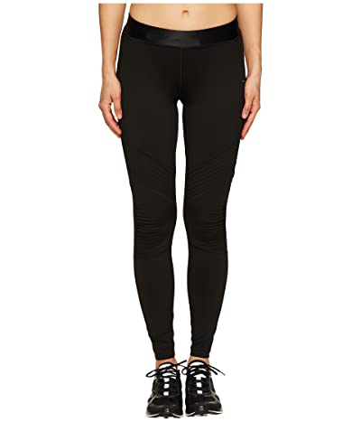Monreal London Biker Leggings (Black) Women