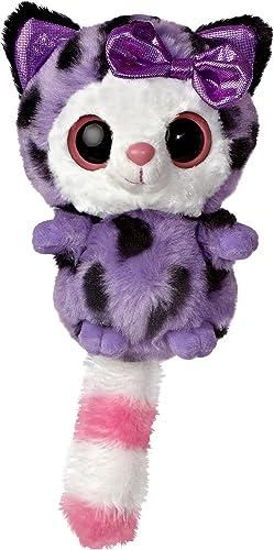 diseñador en linea Aurora Aurora Aurora World YooHoo and Friends Small Pammee púrpura Cheetah Plush  mejor oferta