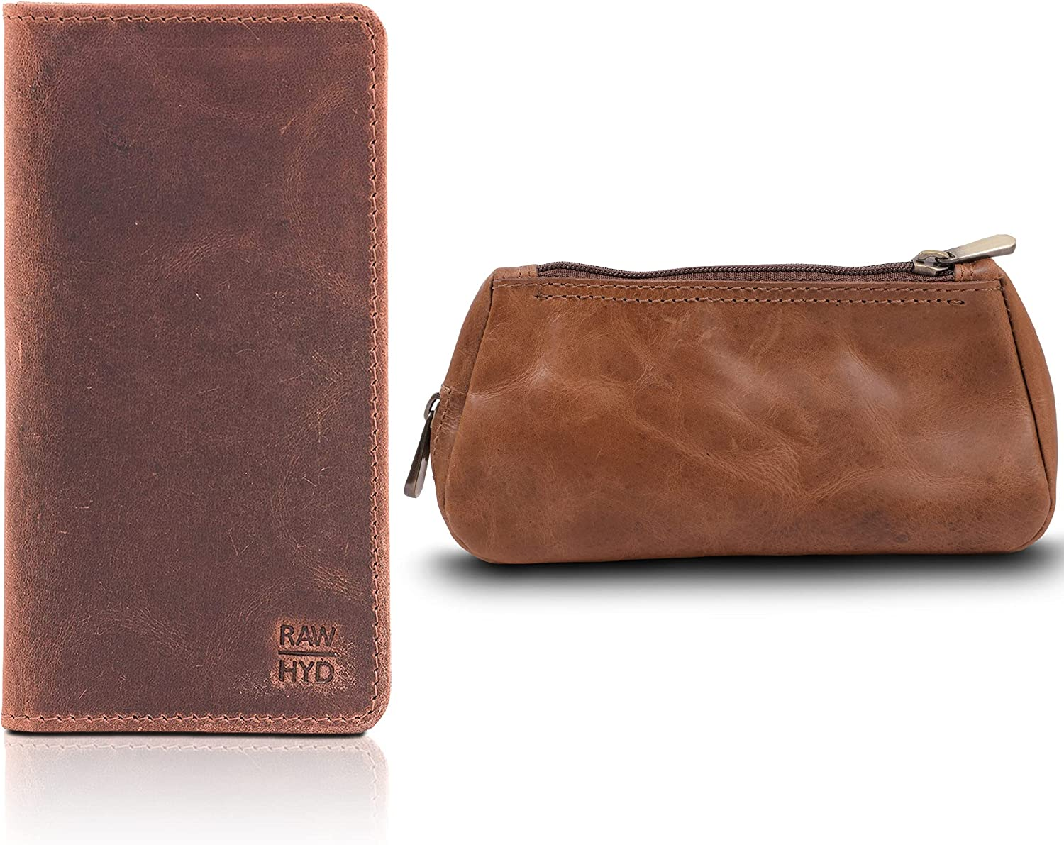 Store Leather long Waller for Men Kansas City Mall and Pipe Tobacco Car Pouch
