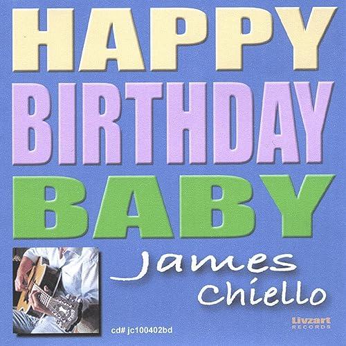 Happy Birthday Baby - Birthday Ringtone By James Chiello On Amazon Music - Amazon.com