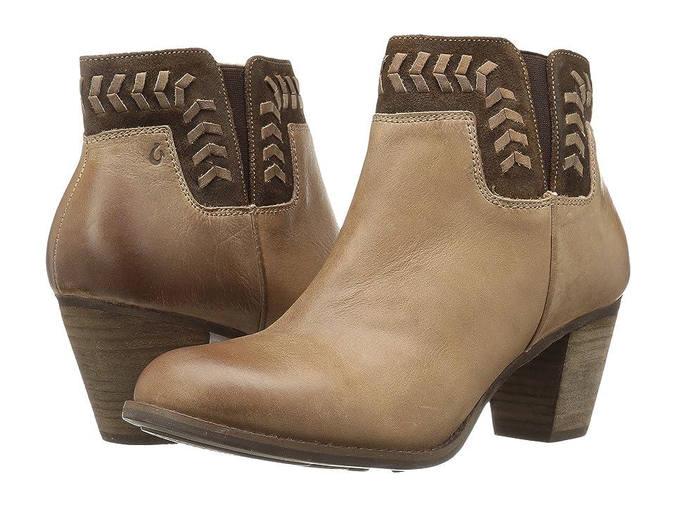 OluKai Kamahoi (Clay/Clay) High Heels