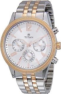 Titan Neo Analog Blue Dial Men's Watch-NM1734KM02 / NL1734KM02