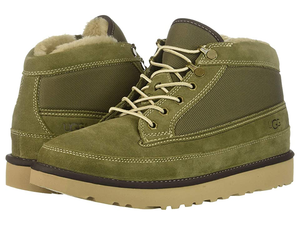 UGG Highland Field Boot (Moss Green) Men