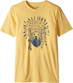 Lucky Brand Kids - Short Sleeve Graphic Tee (Little Kids/Big Kids)