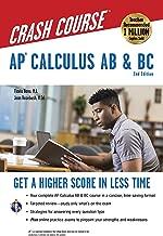 AP® Calculus AB & BC Crash Course, 2nd Ed.,  Book + Online (Advanced Placement (AP) Crash Course)