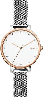 Skagen Hagen Slim Minimalist Three-Hand Watch, 34mm