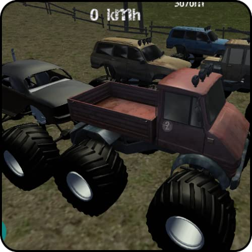 Extreme Monster Truck Driving Simulator 3D
