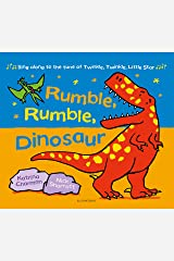 Rumble, Rumble, Dinosaur (New Nursery Rhymes) Kindle Edition