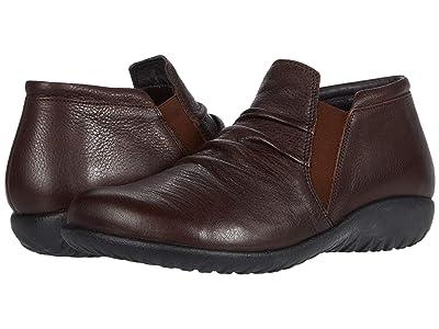 Naot Terehu (Soft Brown Leather) Women