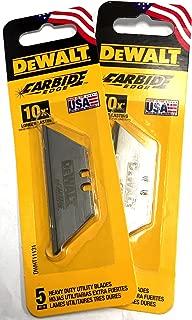 dewalt knife change blade