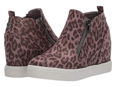 Steve Madden Kids Wedgie (Little Kid/Big Kid) (Leopard) Girl