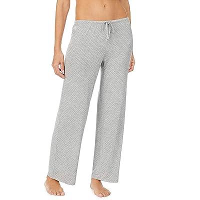 LAUREN Ralph Lauren Separate Ankle Pajama Pants (Grey Dot) Women