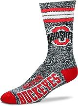 Ohio State Buckeyes Got Marble Crew Socks