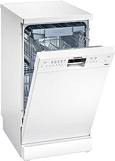 Siemens SR25M284EU Independiente 10cubiertos A+ lavavajilla - Lavavajillas (Independiente, Blanco, Blanco, Botones, LED, 1,75 m)