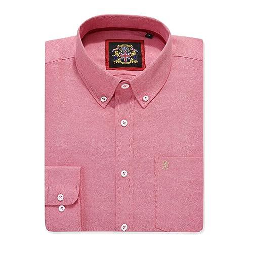 Camisa Oxford Hombre: Amazon.es
