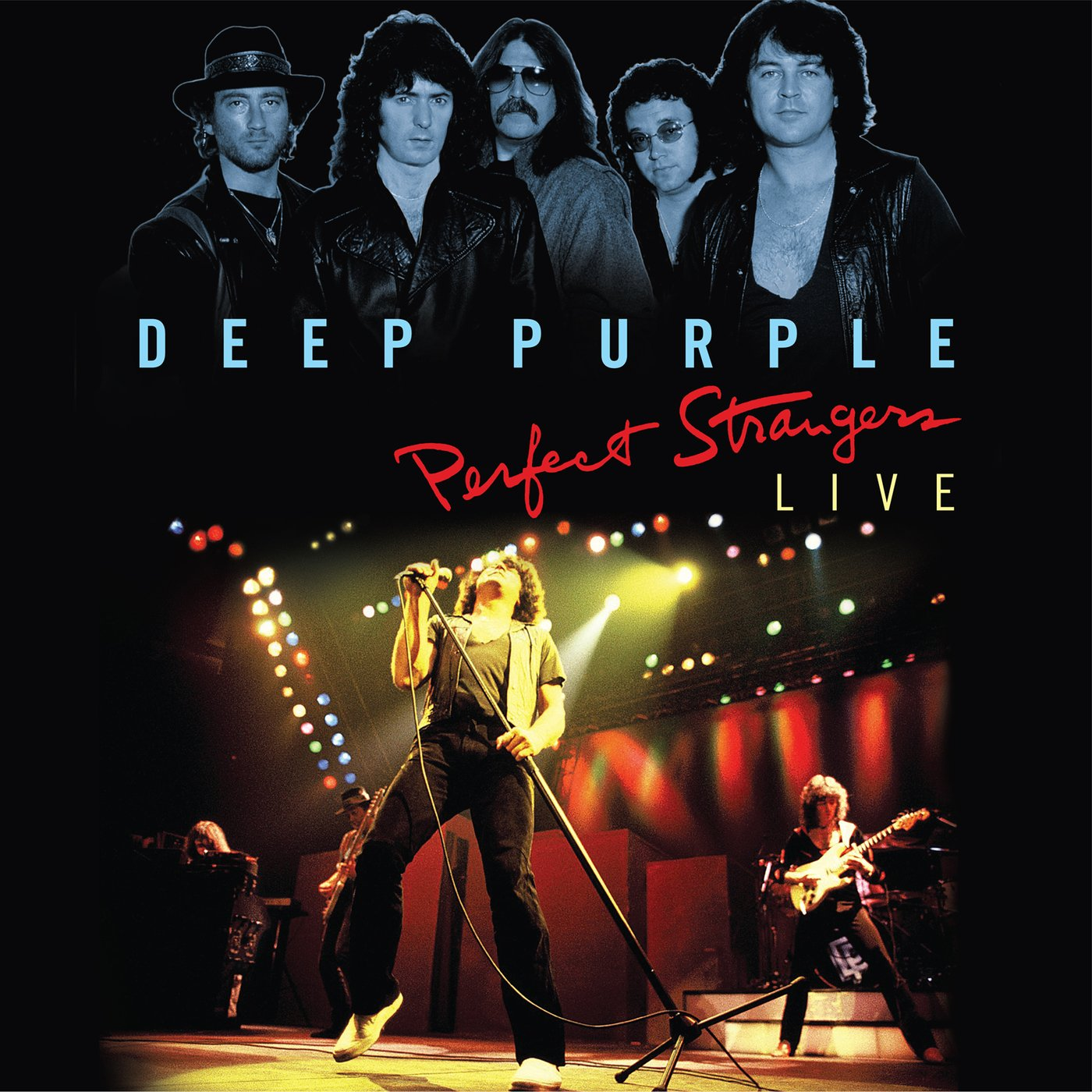 Deep Purple   Perfect Strangers Live Amazon.de Deep Purple, Deep ...
