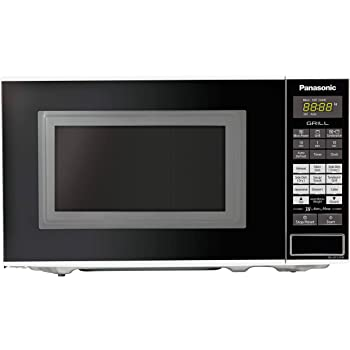 Panasonic 20l Grill Microwave Oven Nn Gt221wfdg White 38