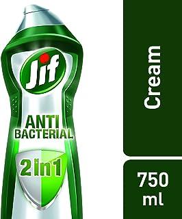 Jif Cream Cleaner 2in1 Anti-Bacterial, 750ml