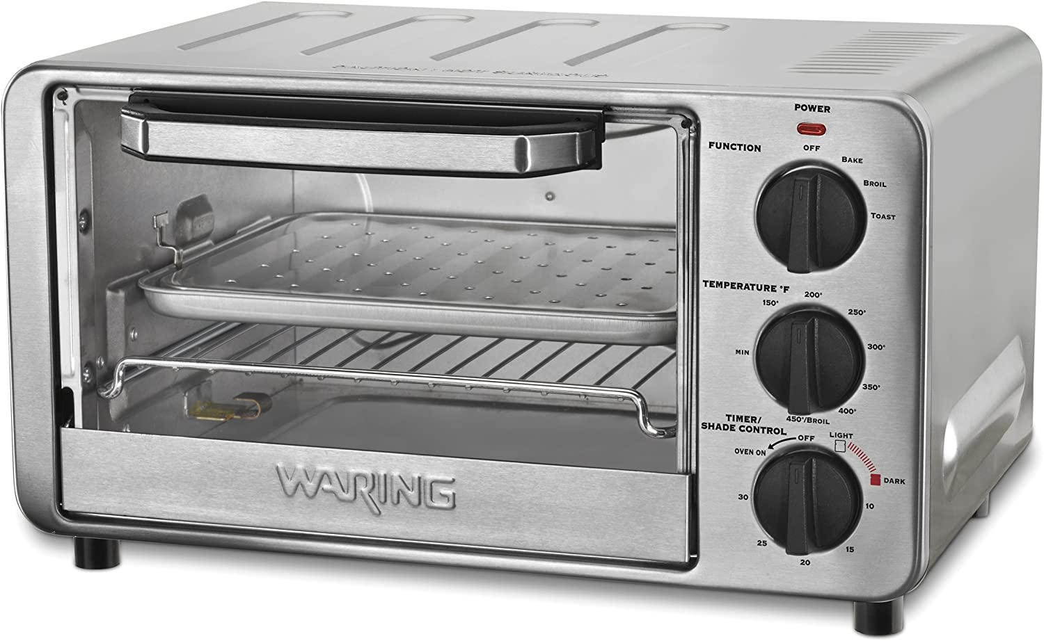 Waring Pro Toaster Oven WTO450