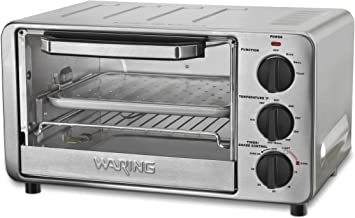 waring pro tco650 digital convection toaster oven