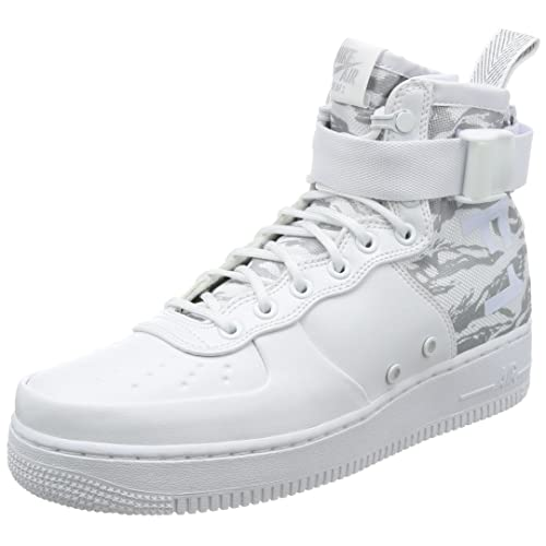 new style 96b77 89672 Nike Men s SF AF1 Mid Basketball Shoe