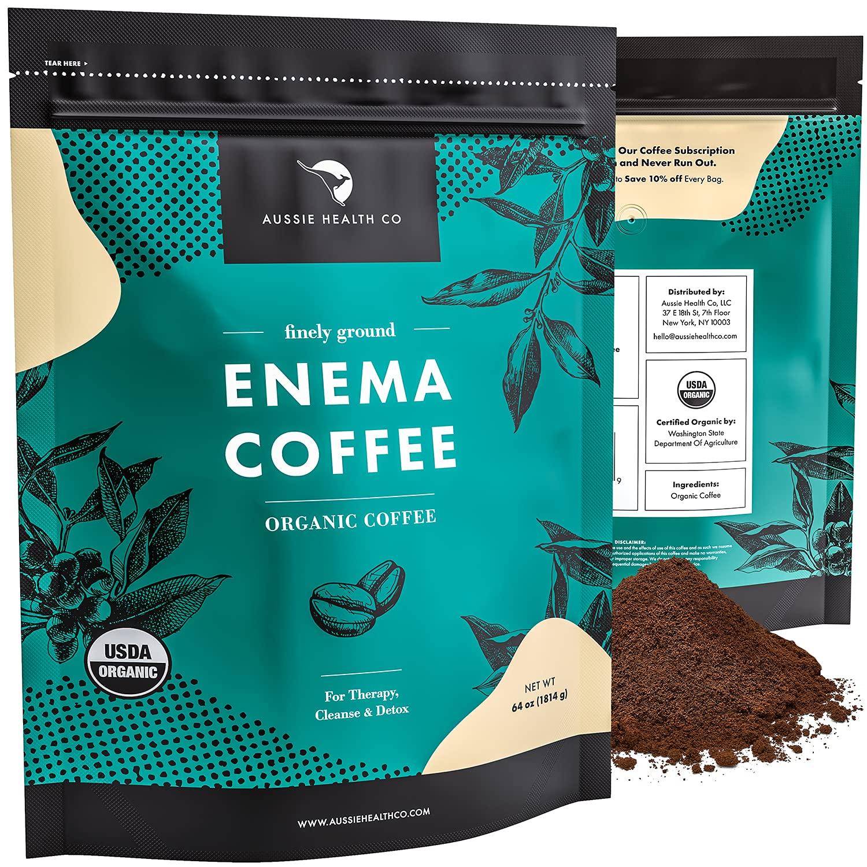 AUSSIE HEALTH CO 419° Roasted Year-end annual account — Arlington Mall Cle Enema Coffee Organic