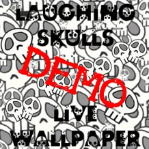 Laughing Skulls DEMO Live Wallpaper