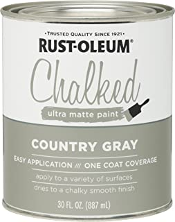 Best rustoleum chalked gray Reviews