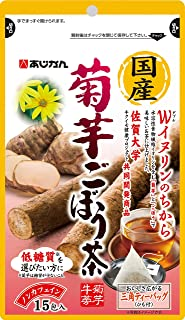 Domestic Chrysanthemum Potato Burdock Tea, 15 Packs