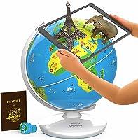 Orboot Earth by PlayShifu (App Based): globo interattivo AR per bambini, giocattolo STEM per ragazzi e ragazze età 4-10...