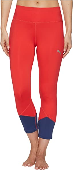 PUMA - Spark Logo 3/4 Tights
