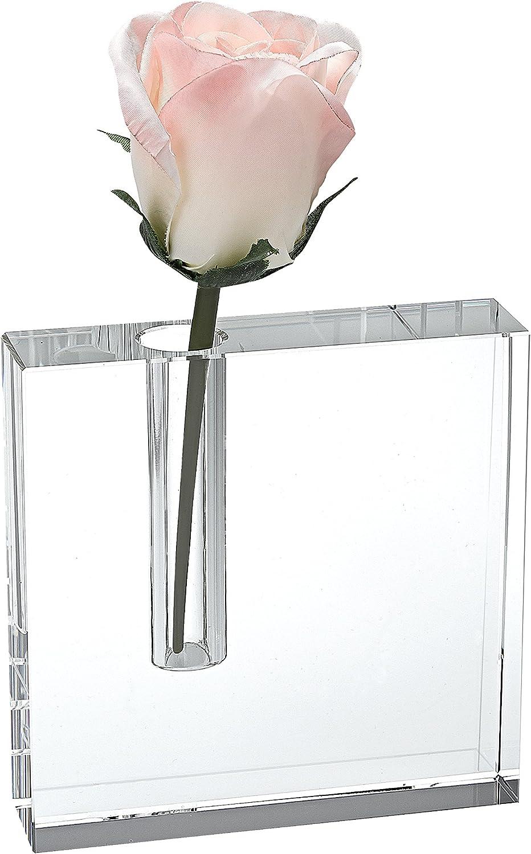 Badash - The Crystal Block Bud Vase 6x6
