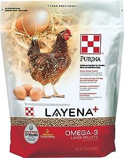 Purina Layena Plus Omega 3 10lb