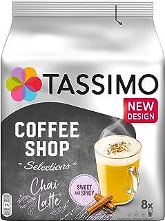 TASSIMO CHAI Tea Latte - bebidas lácteas (Manada, Milk, Concentrated milk product (concentrated milk, water, cream, sugar, salt, sodium phosphates, artifica)