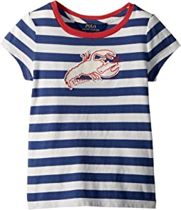 Cotton Jersey Graphic T-Shirt (Little Kids)
