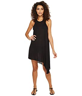 Breezy Basics Keyhole Dress Cover-Up