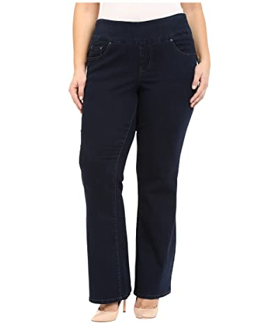 Jag Jeans Plus Size Paley Boot in After Midnight Comfort Denim (After Midnight) Women