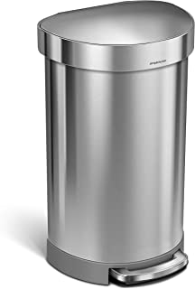 40 liter simplehuman trash can