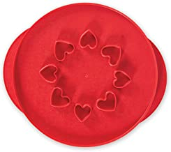Nordic Ware Lattice & Hearts Pie Top Cutter