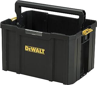 DeWalt Boite à Outils Ouverte T-Stak, 440 x 320 x 275 mm Taille Unique DWST1-71228 Jaune/Noir