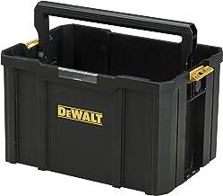Dewalt TSTAK-gereedschapdrager (belastbaar tot 20 kg, afmetingen 440 x 314 x 176 mm, inklapbare handgreep) DWST1-71228